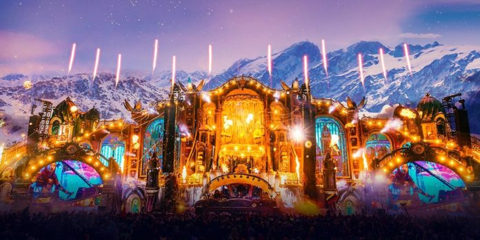 Tomorrowland Winter 2020 lineup