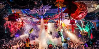 elrow warehouse project 2019