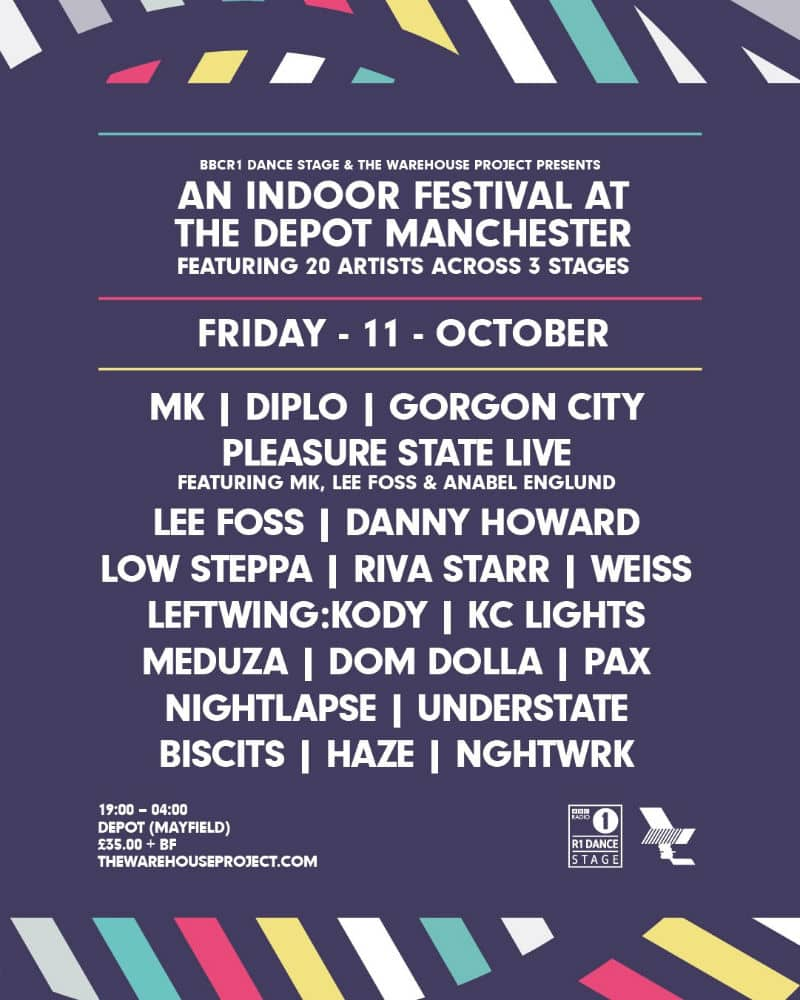 indoor festival manchester 2019