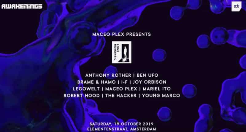 maceo plex ade 2019 event