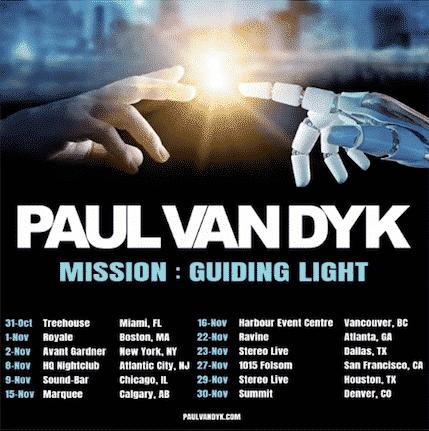 paul van dyk north america tour dates 2019