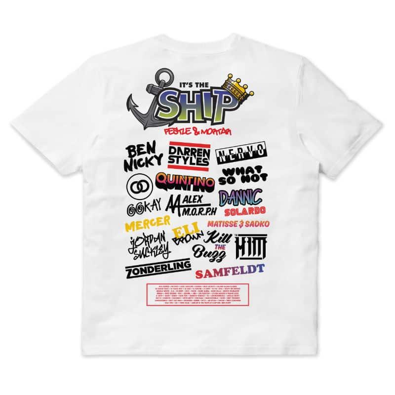 its the ship merchandise - tshirt