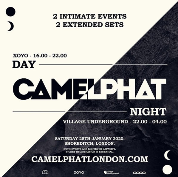 camelphat london january 2020