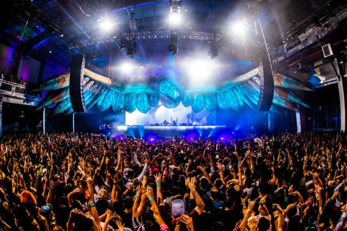 dimitri vegas and like mike garden of madness new york