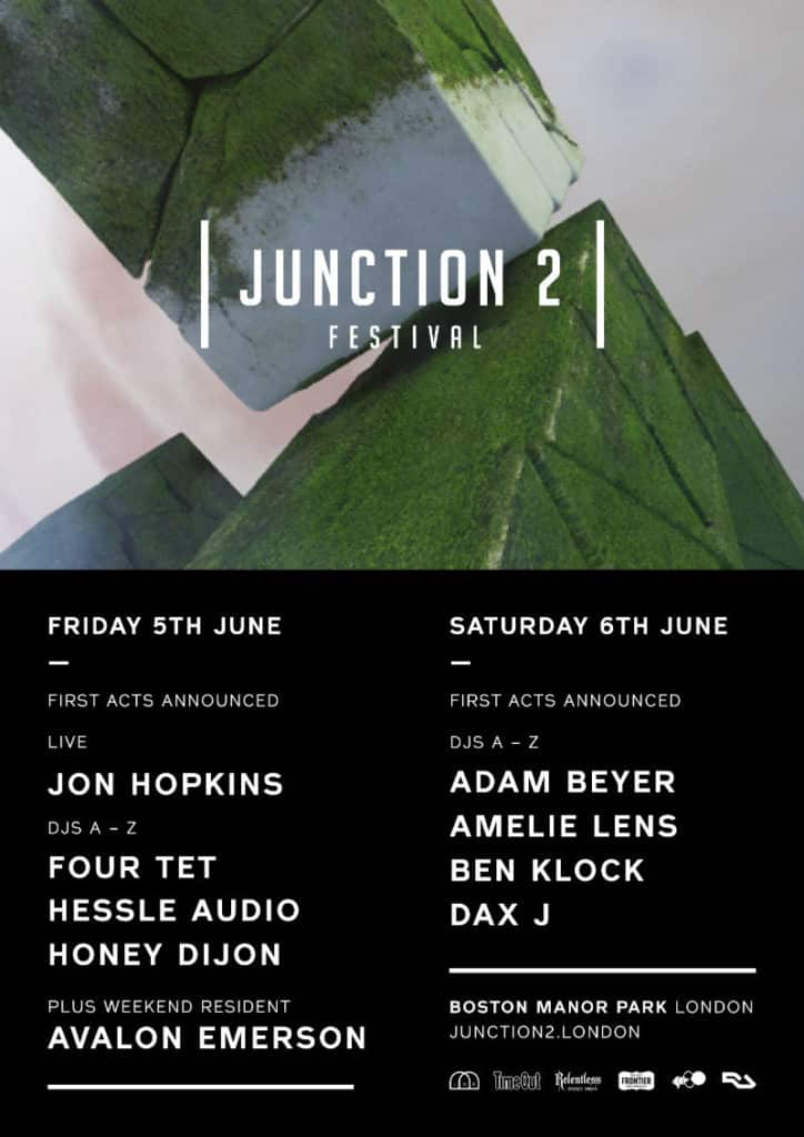 junction 2 lineup 2020