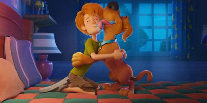 scooby doo 2020 movie - scoob