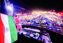 sunburn goa 2019 djs including DJ Snake, FLUME and more