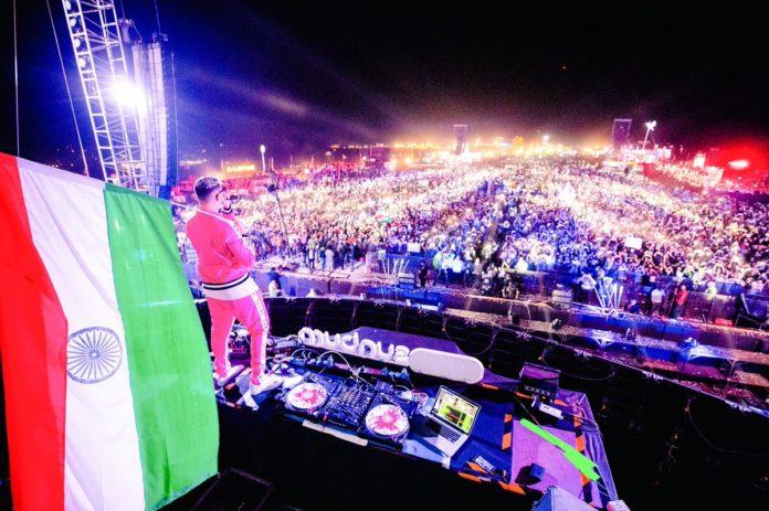 sunburn goa 2019 djs including DJ Snake, FLUME and more