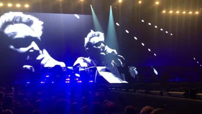 david guetta avicii tribute concert