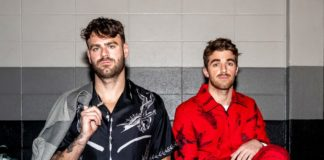 the chainsmokers world war joy album