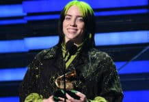 billie eilish grammy 2020