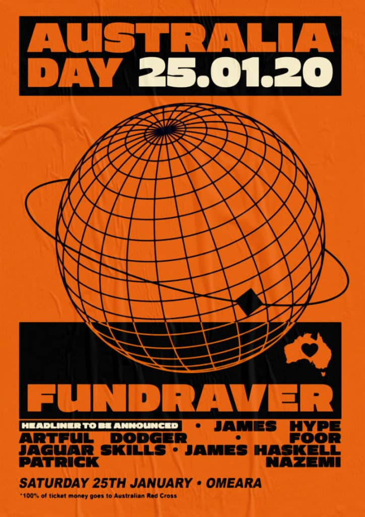 fundraver australia bushfire fundraiser news