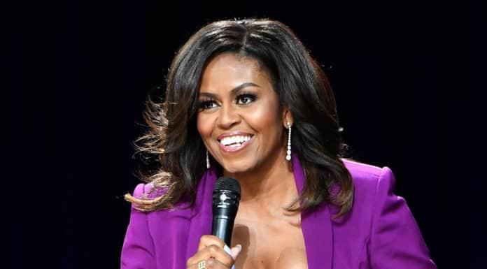 michelle obama workout playlist 2020