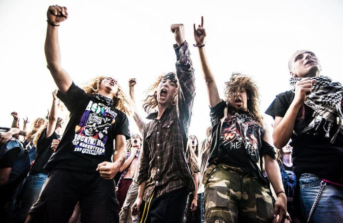 top metal music youtube channels