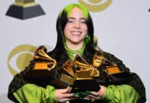 billie eilish artist