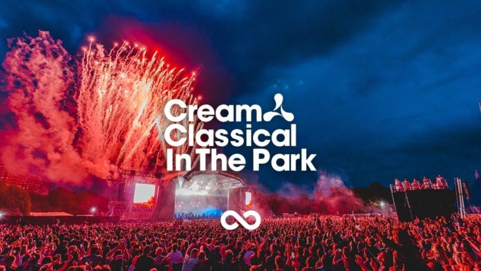 cream classical in the park 2020 lineup