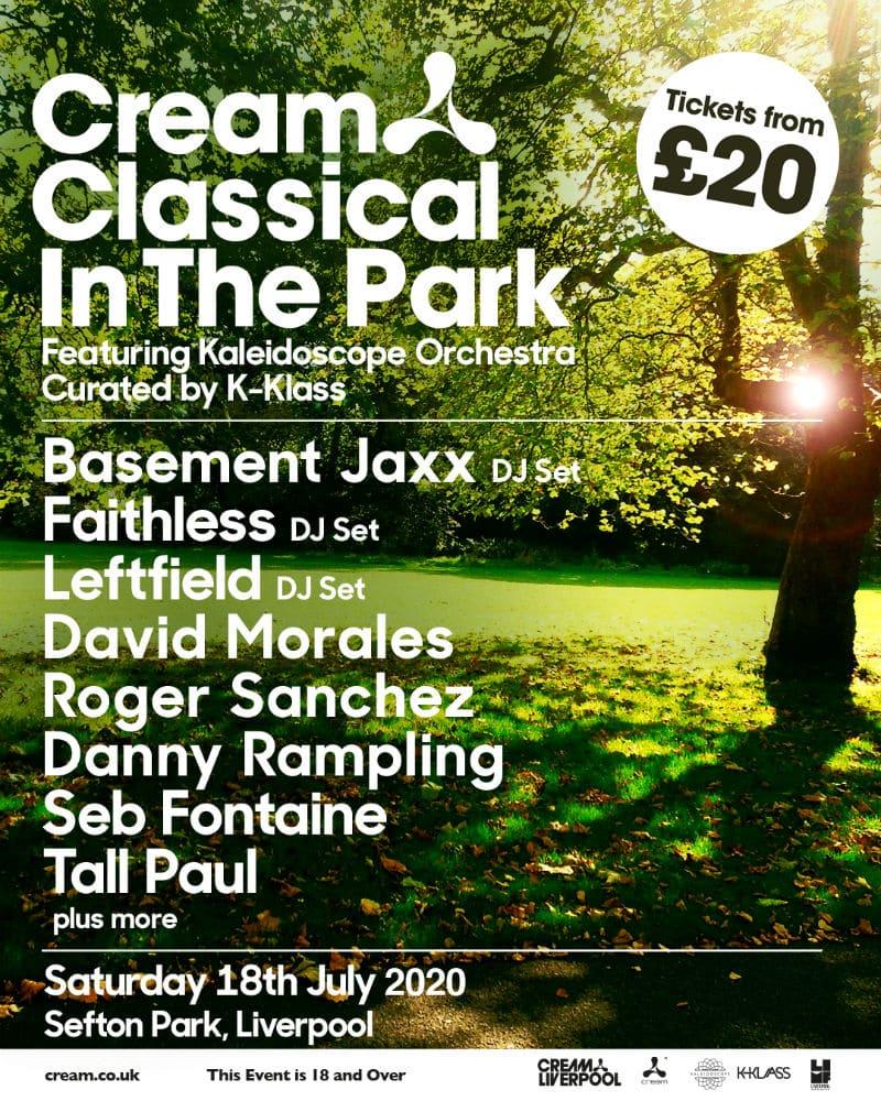 cream classical in the park liverpool 2020