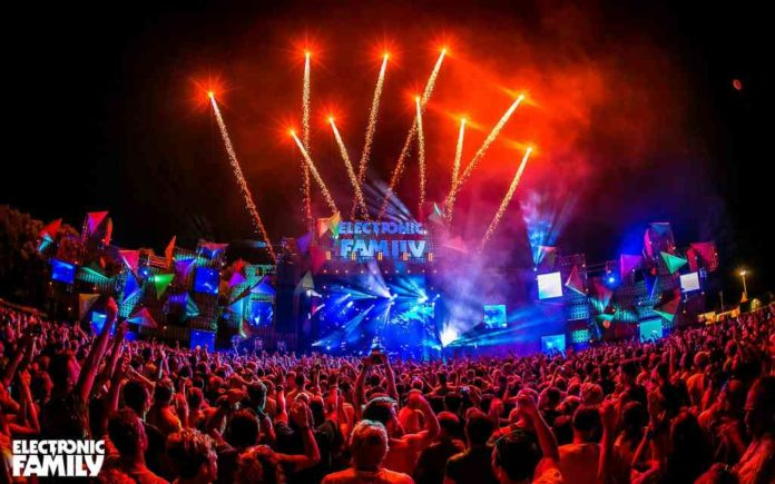 electronic family festival 2020