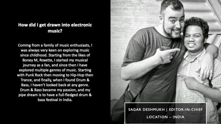 Sagar Deshmukh - Editor-In-Chief | T.H.E - Music Essentials