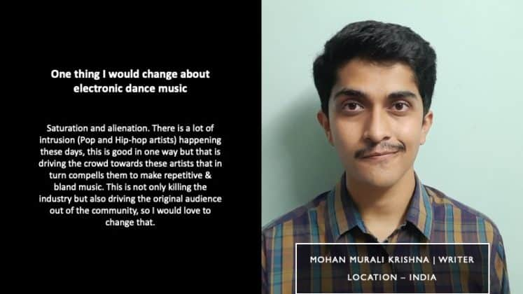Mohana Murali Krishna - Writer | T.H.E - Music Essentials