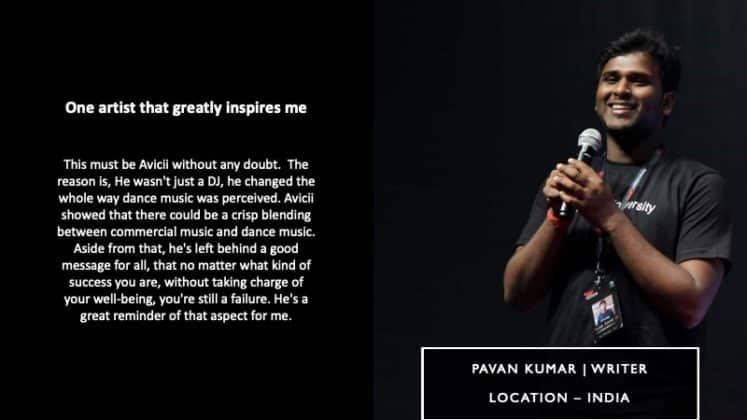 Pavan Kumar - Writer | T.H.E - Music Essentials
