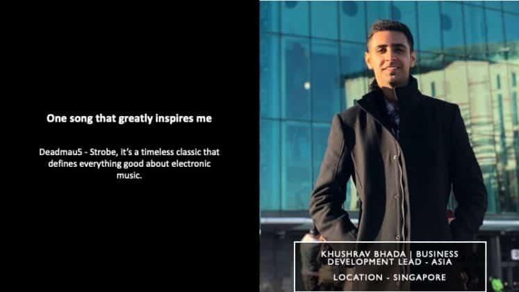 Khushrav Bhada - Business Development Lead | Asia | T.H.E - Music Essentials