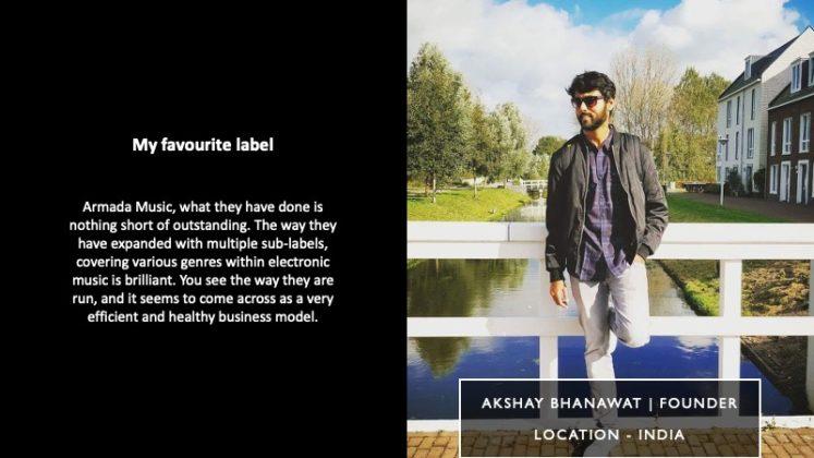 Akshay Bhanawat - Founder | T.H.E - Music Essentials