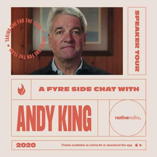 andy king fyre festival uk tour 2020