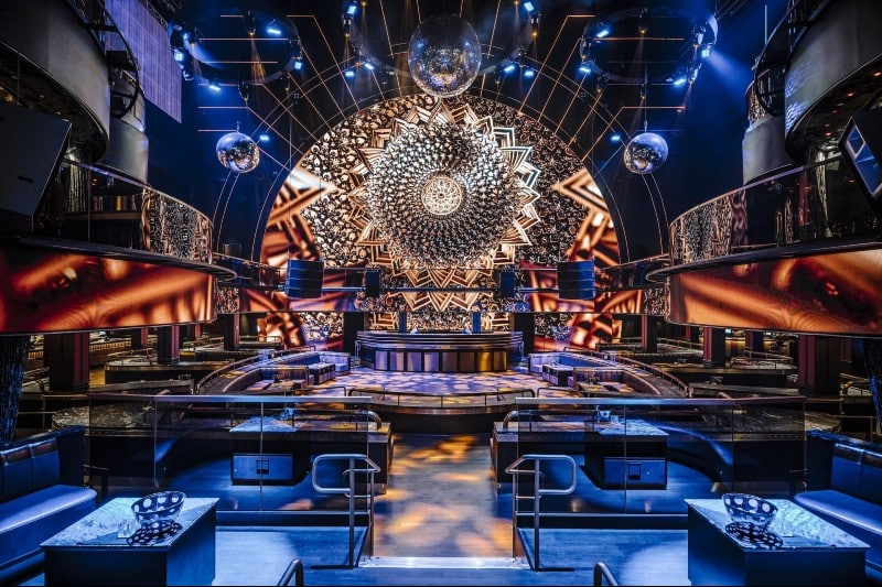 best clubs in the world 2020: MARQUEE Nightclub Singapore