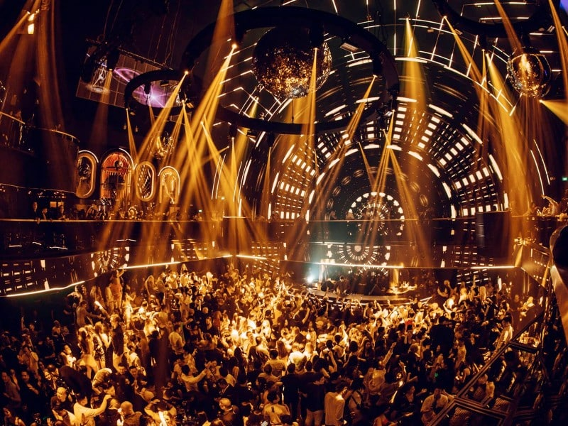 best clubs 2020: marquee singapore