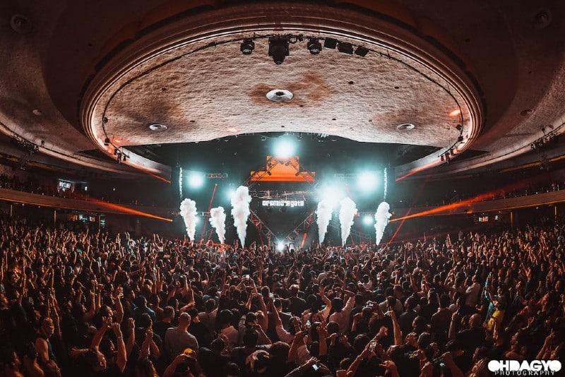 best clubs 2020: palladium los angeles