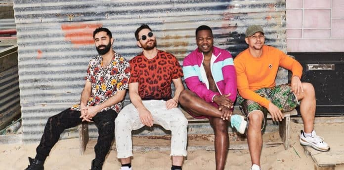 Rudimental easy on me with the martinez brothers