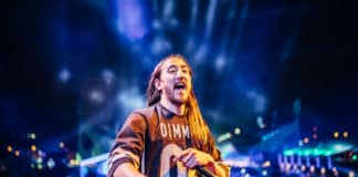 steve aoki color of noise tour cancelled