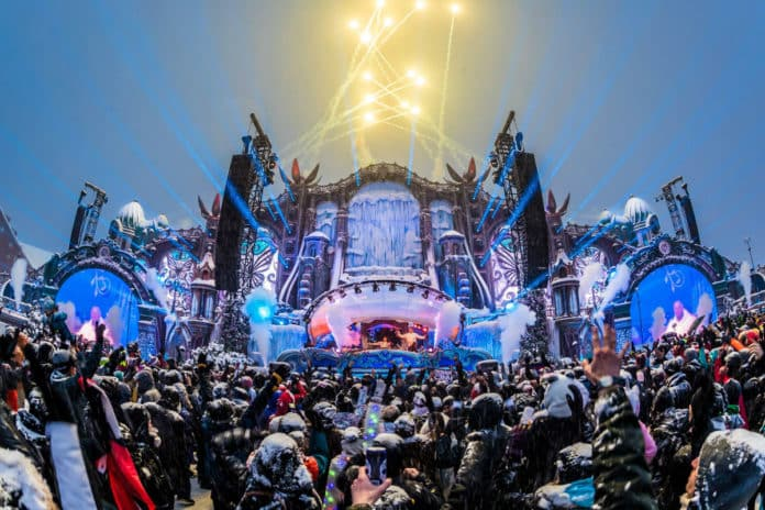 tomorrowland winter cancelled due to coronavirus concerns 2020
