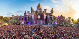 tomorrowland live streams this week