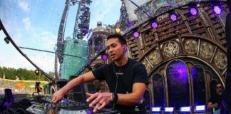 United Through Music Lineup - laidback luke