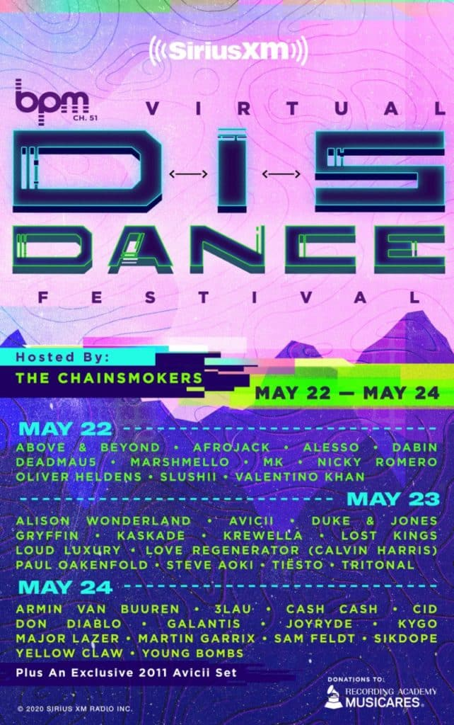 virtual disdance festival 2020