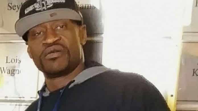 black lives matter protest - george floyd