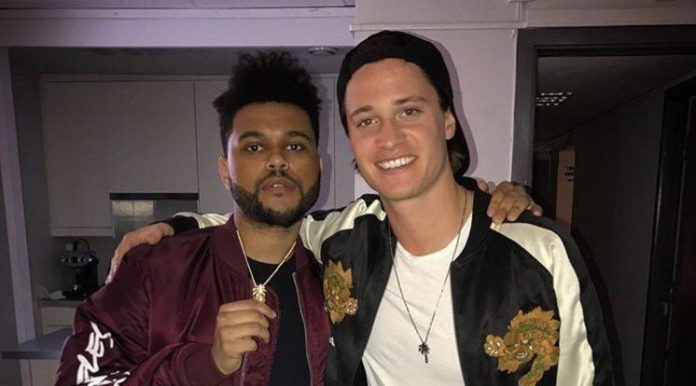 kygo the weeknd