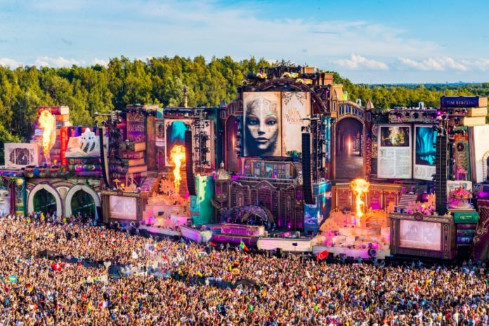 tomorrowland around the world tickets 2020