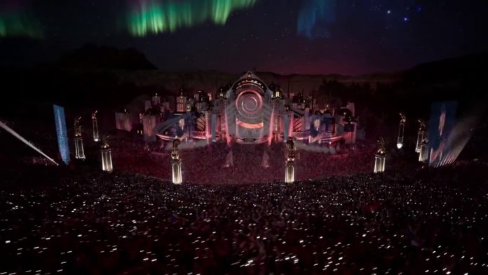 tomorrowland around the world martin garrix