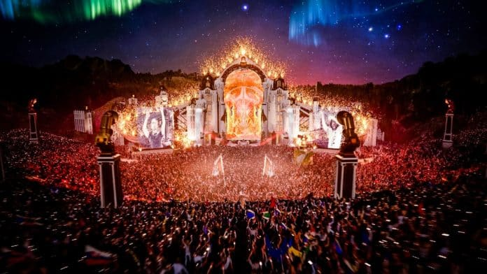 tomorrowland around the world review