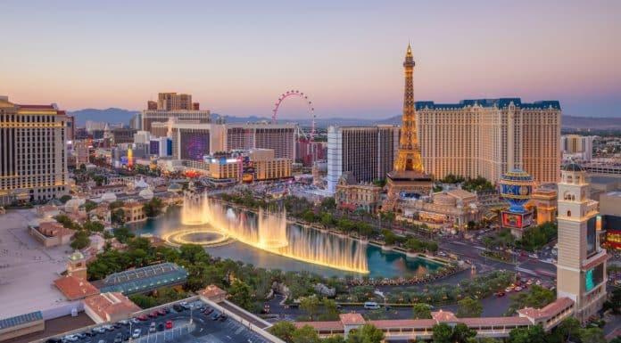 top vegas casinos