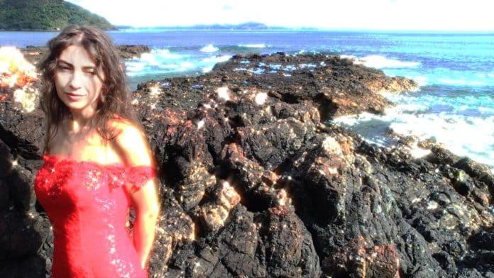 zealandia angel virgo de la mar