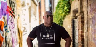 Carl Cox Awesome Soundwave Mix