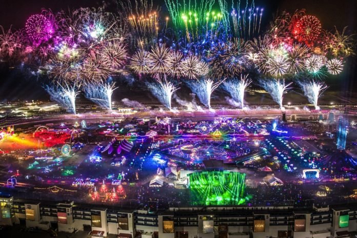electric daisy carnival 2021