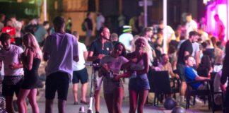 spain nightclubs coronavirus