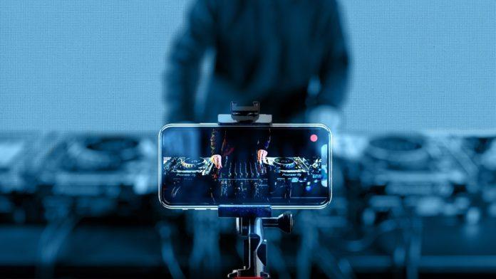 dj live stream facebook copyright