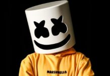 marshmello usher too much