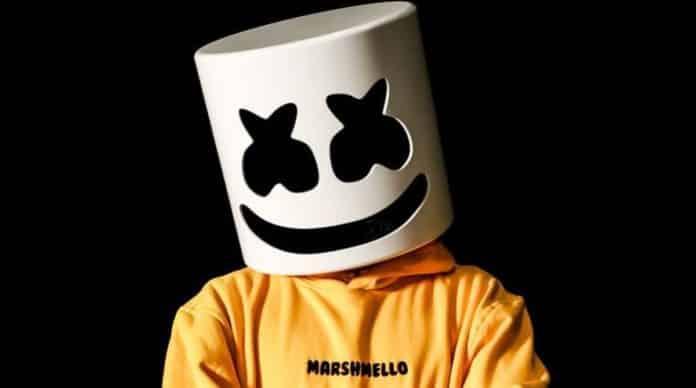 marshmello usher too much